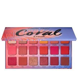 🆕 Violet Voss Coral Crush Eyeshadow Palette